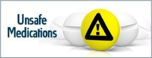 unsafe-medication